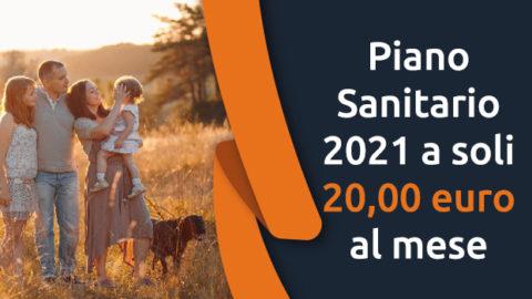 Piano Sanitario 2021