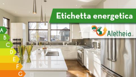 ETICHETTA ED EFFICIENZA ENERGETICA DEGLI ELETTRODOMESTICI