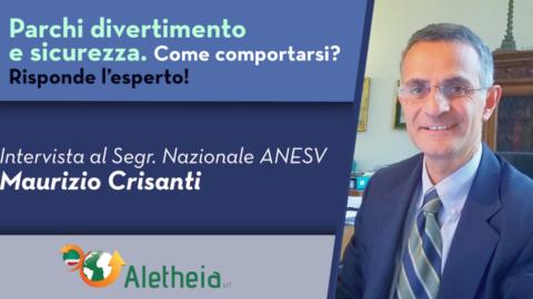 Parchi divertimento, M. Crisanti (ANESV): «Protocolli ad hoc e accessi controllati per garantire massima sicurezza»