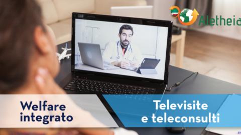 Assistenza sanitaria a distanza: telemedicina e welfare integrato